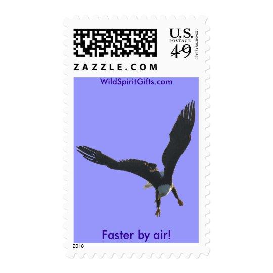 Bald Eagle Flight Collection II Postage