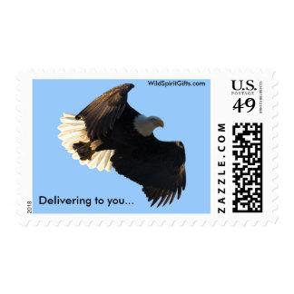 Bald Eagle Flight Collection II Stamp