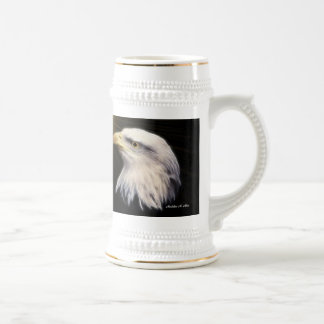 Bald Eagle / Fly With The Eagles Beer Stein