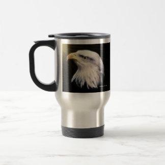 Bald Eagle / Fly With The Eagles Travel Mug