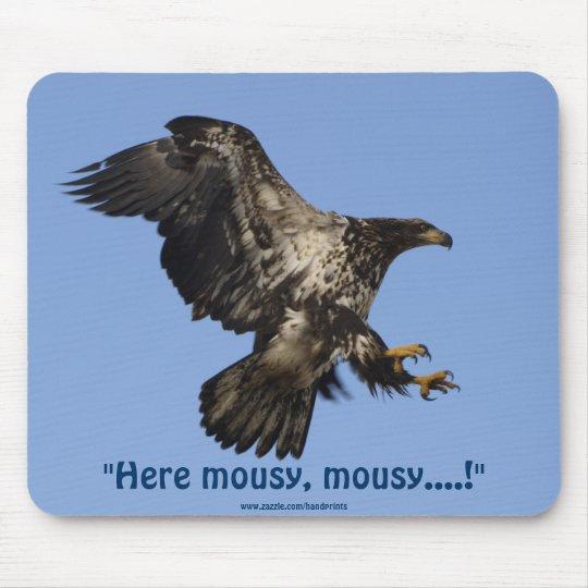 Bald Eagle Gifts Mouse Pad
