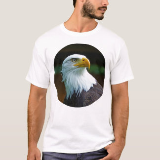 Bald Eagle Head 003 02.1 rd T-Shirt