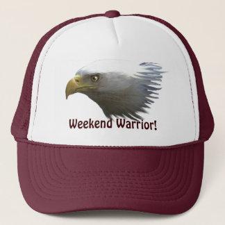 Bald Eagle Head Weekend Warrior Outdoors Hat