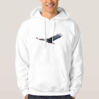 Bald Eagle Hooded Sweatshirt