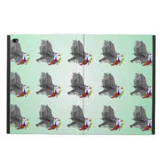 Bald Eagle Hunting Prey USA Scarf Powis iPad Air 2 Case