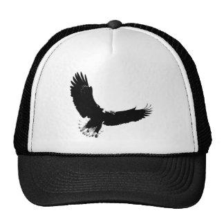 Bald Eagle in Flight Trucker Hat