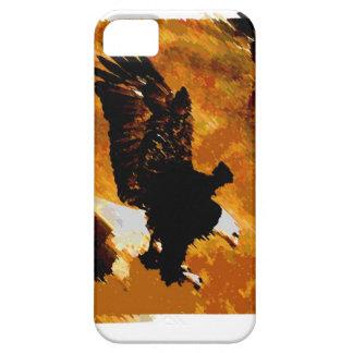 Bald Eagle in Flight iPhone 5 Case