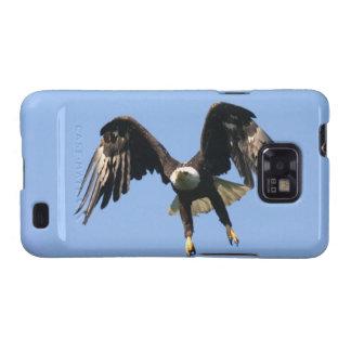 Bald Eagle in Flight Samsung Galaxy S Case