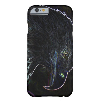 Bald Eagle in Neon iPhone 6 case