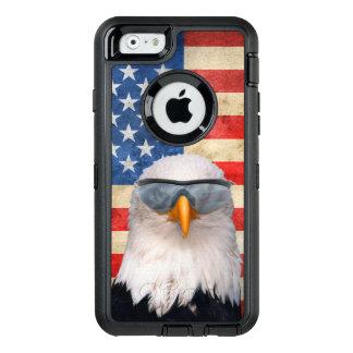Bald Eagle in Sunglasses Case