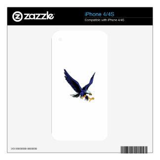Bald Eagle iPhone 4 Decals