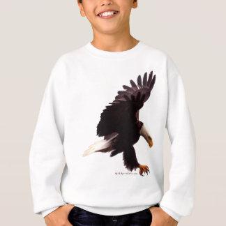 BALD EAGLE Landing Design Sweatshirt