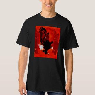Bald Eagle Landing T-Shirt