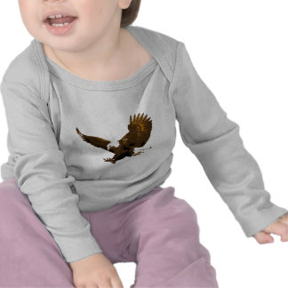 Bald Eagle Landing T Shirts