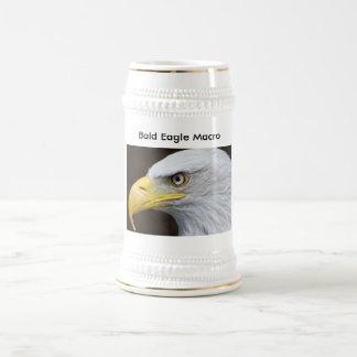 Bald Eagle Macro Mug