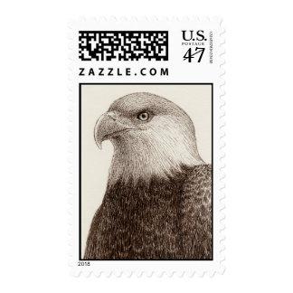 Bald Eagle (Medium) Postage