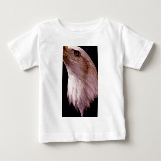 Bald eagle, moonlight t-shirt