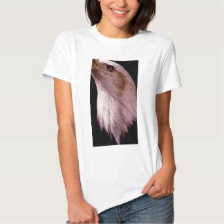 Bald eagle, moonlight t shirts