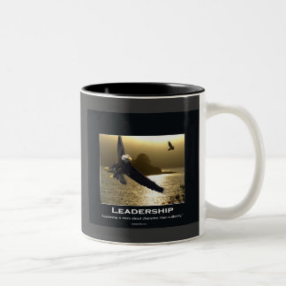 Bald Eagle Motivational Gifts Mug