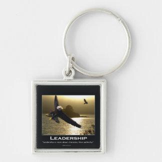 Bald Eagle Motivational Keychain, Zipper-pull, Tag Keychain