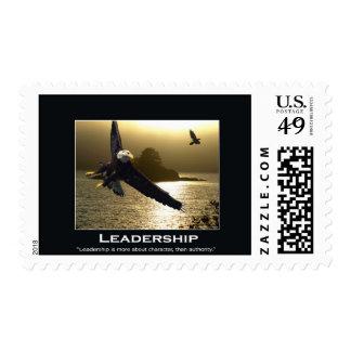 Bald Eagle Motivational Stamp