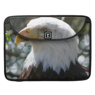 Bald Eagle - National Bird Of The United States Sleeve For MacBook Pro