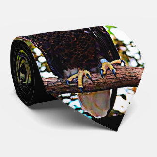 Bald Eagle (National Bird) Tie