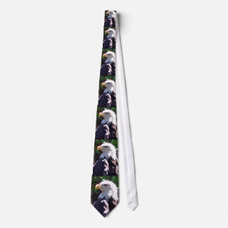 Bald Eagle Neck Tie