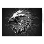 Bald Eagle Notecard Stationery Note Card