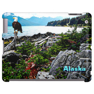 Bald Eagle On Alaska Coast