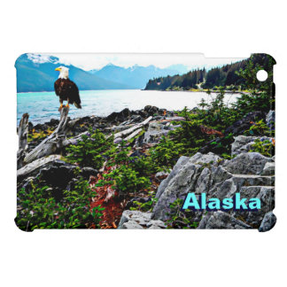 Bald Eagle On Alaska Coast Case For The iPad Mini