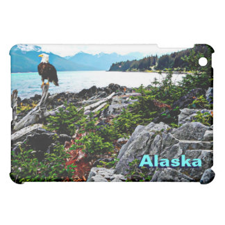 Bald Eagle On Alaska Coast iPad Mini Cases