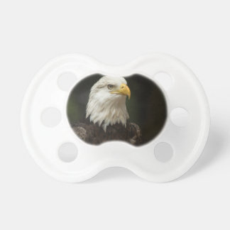 Bald Eagle BooginHead Pacifier