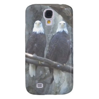 Bald Eagle Pair iPhone3 case