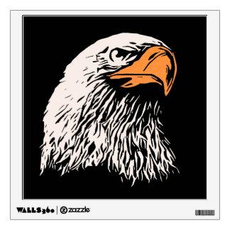 Bald Eagle Patriotic Wall Sticker