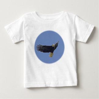 Bald Eagle Photo Baby T-Shirt