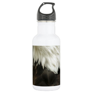 Bald Eagle Photo Stainless Steel Water Bottle