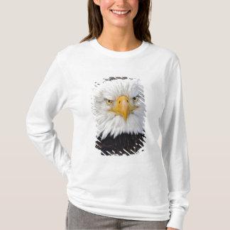 Bald Eagle Portrait, Bald Eagle in flight, T-Shirt