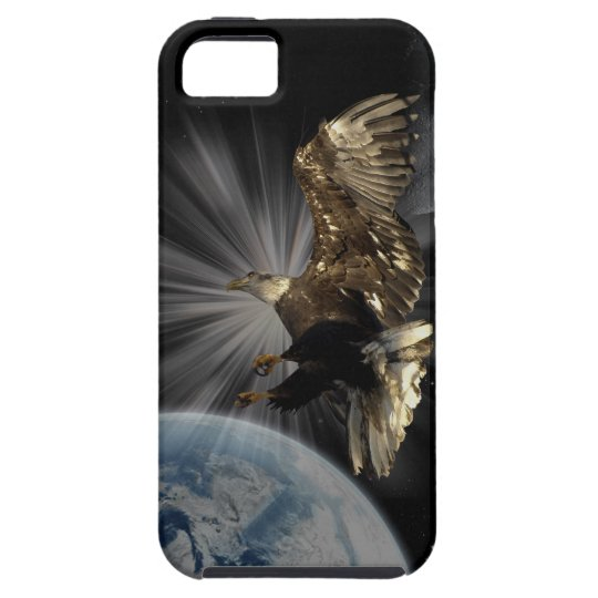Bald Eagle POSSIBILITIES Motivational iPhone 5 iPhone SE/5/5s Case