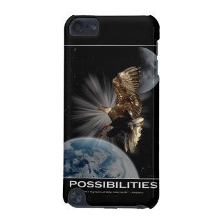 Bald Eagle Possibilities Motivational iPod Cases