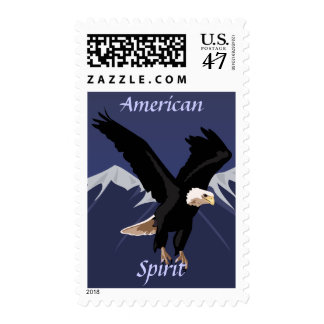 Bald Eagle Postage