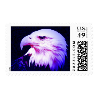 Bald Eagle Postage Stamps