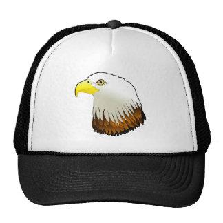 Bald Eagle Powerful Bird of Prey Trucker Hat
