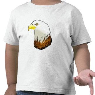Bald Eagle Powerful Bird of Prey T-shirts