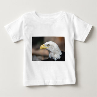 Bald Eagle Raptor Bird of Prey Baby T-Shirt