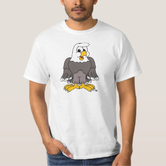 Bald Eagle School Mascot T-Shirt