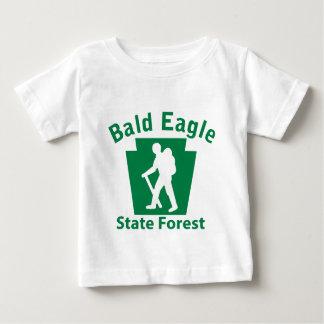 Bald Eagle SF Hike (male) Baby T-Shirt