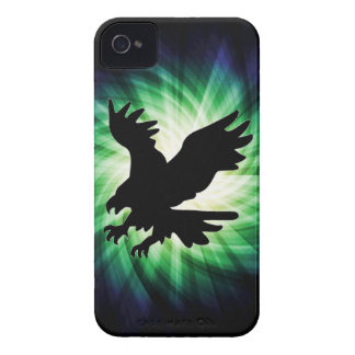 Bald Eagle Silhouette; Cool iPhone 4 Covers
