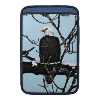 Bald Eagle Sleeves For MacBook Air