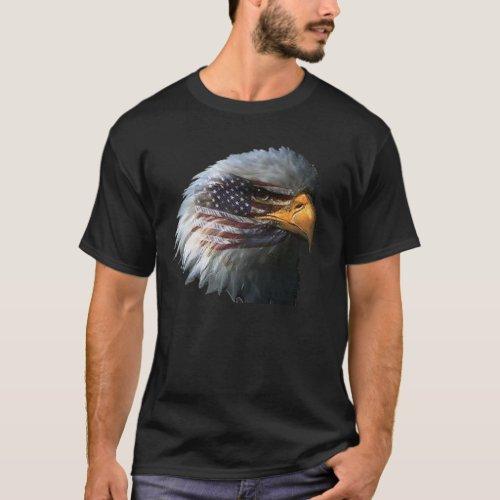 Bald eagle T_Shirt